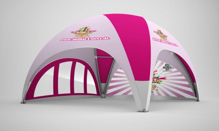 Dome-Pavillon 10x10