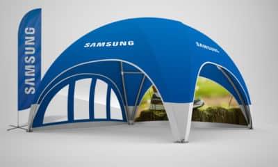 dome-pavillon-8x8 samsung