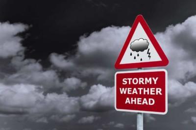 Zeltsicherung bei Sturm