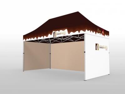 faltpavillon 2x3