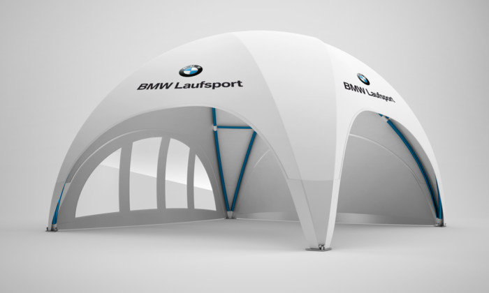 Dome-Pavillon 10x12 BMW