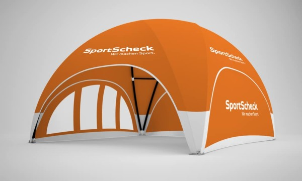 sportscheck dome-pavillons 6x6