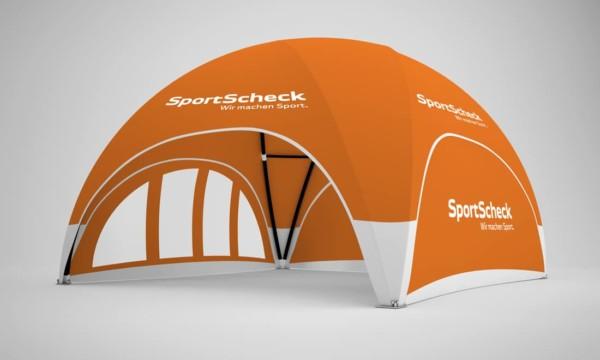 sportscheck dome-pavillons 6x6