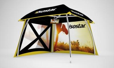 isostar lounge pavillon 5x5