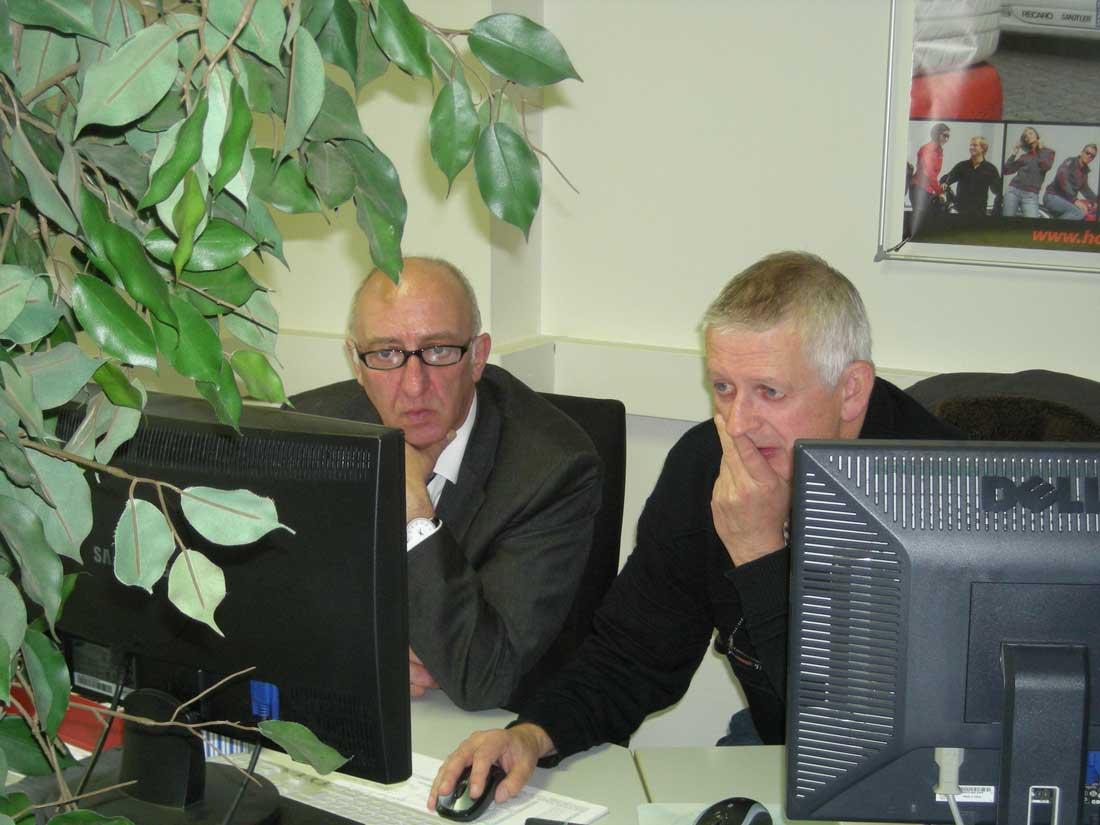 Webmaster bei Swiss Display Pavillons