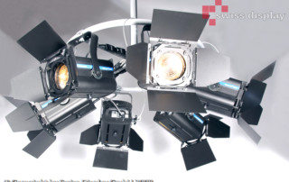 profi dome-pavillon 8x8 beleuchtung