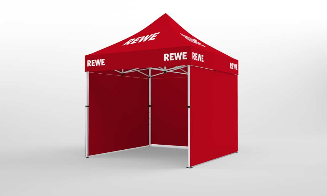 rewe aktions pavillon 3x3 oder in 3x4 5 oder in 3x6 meter erh ltlich. Black Bedroom Furniture Sets. Home Design Ideas
