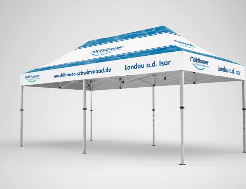 Schwimmbad-Wellness Promotion Mühlbauer