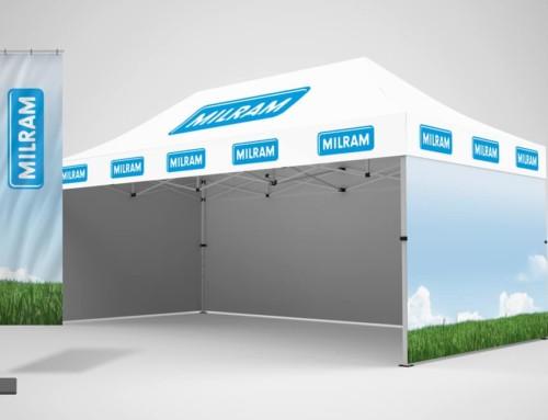 Milram Messe-Pavillon 4×6
