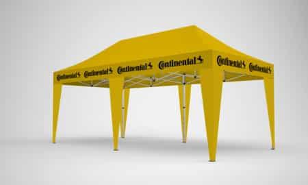 faltpavillon 3x6 verkleidung für standbeine