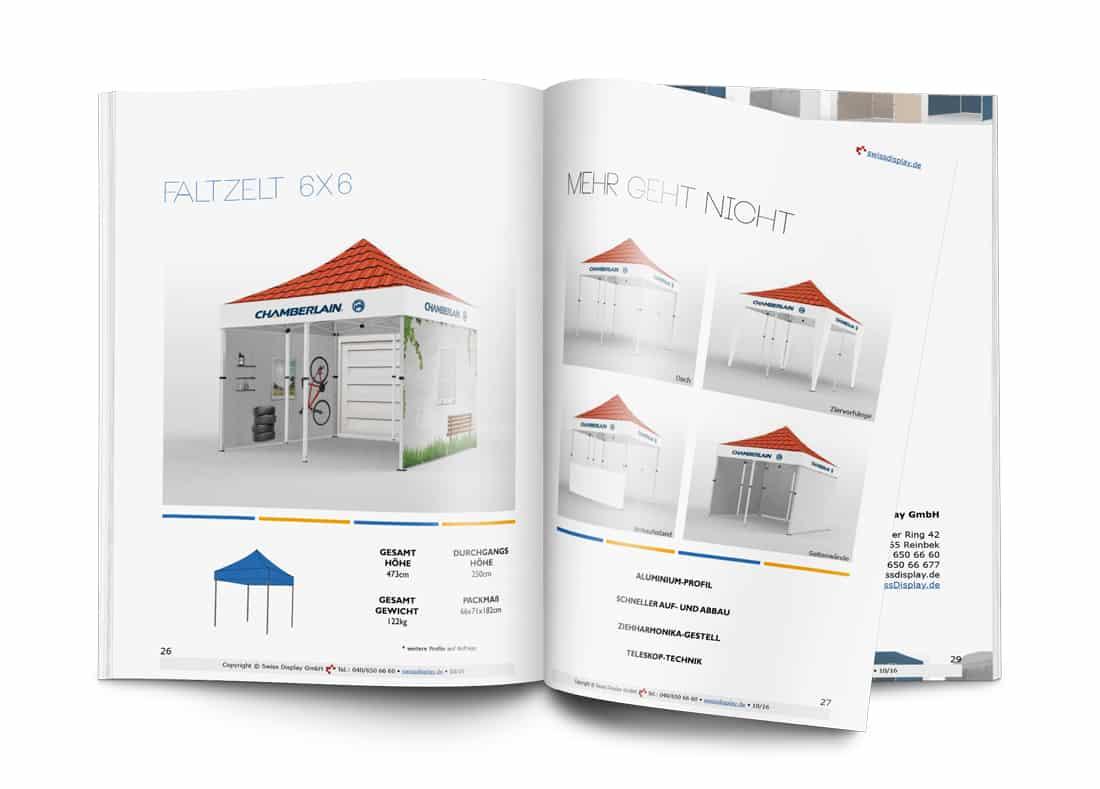 Faltpavillon Katalog 2017 ist da