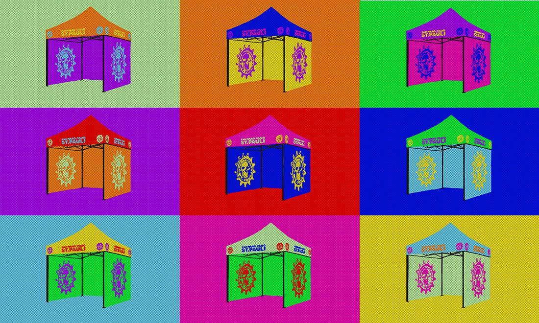 faltpavillon bedruckt kunstvolle drucke auf deinem wunsch pavillon. Black Bedroom Furniture Sets. Home Design Ideas