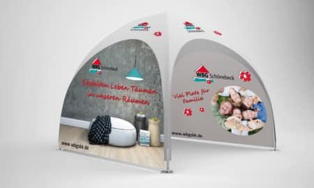 Dome-pavillon-3x3