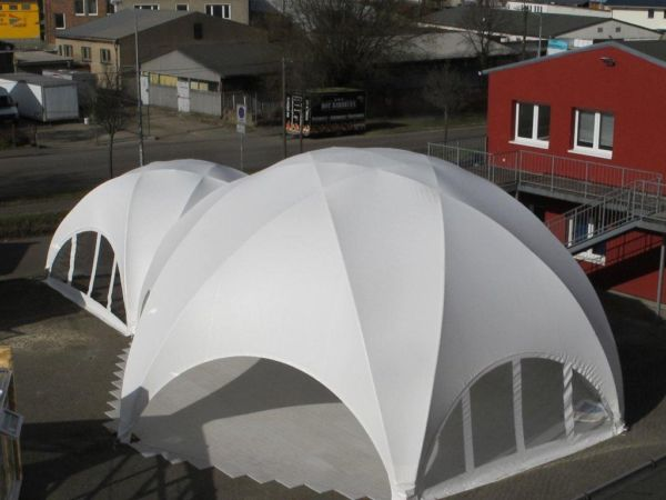 Profi Dome-Pavillon 14x16