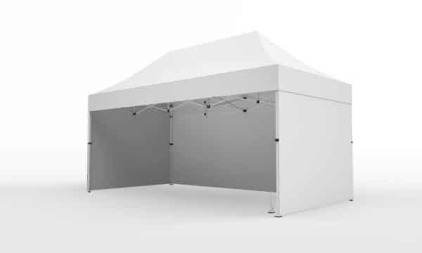 Faltpavillon 2x4 ohne Werbung