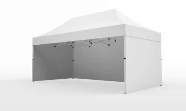 Faltpavillon 3x4 ohne Werbung