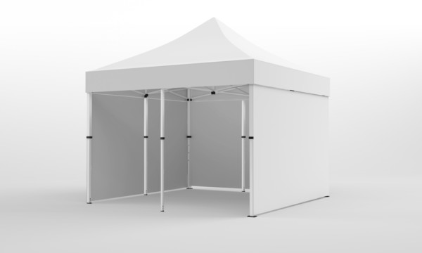 Faltpavillon 6x6