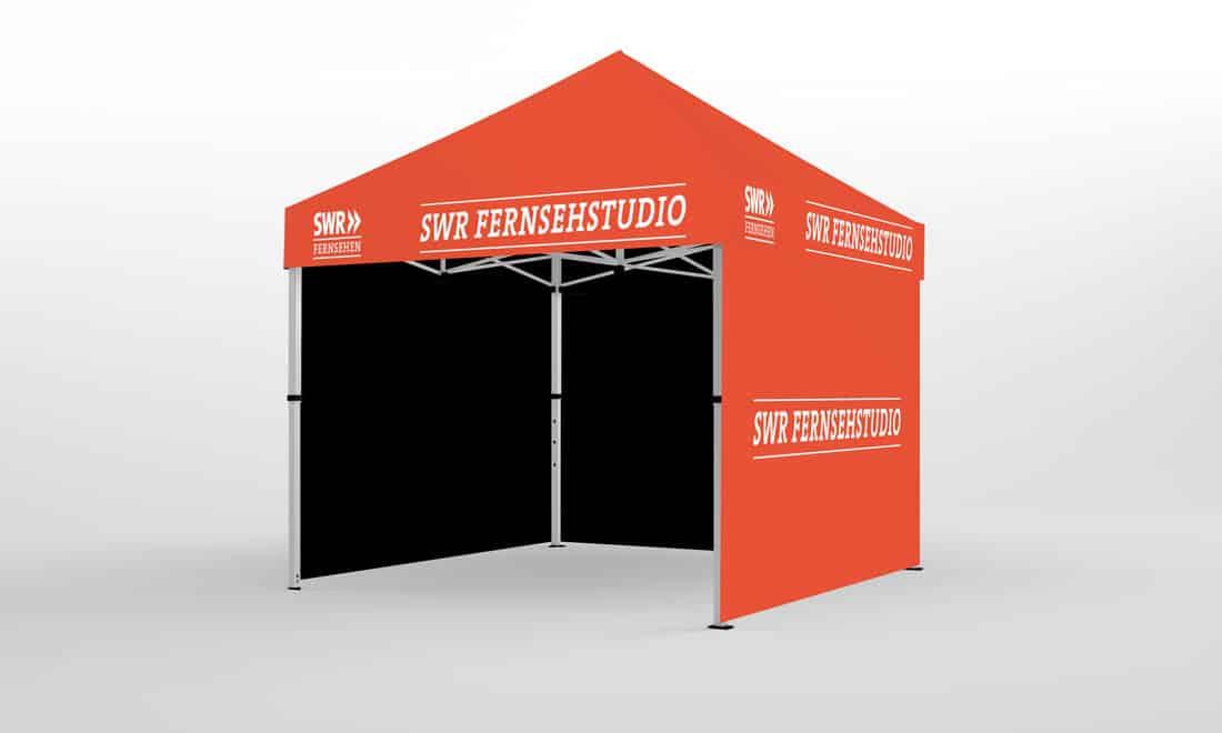 Faltpavillon-4x4 Dunkelkammer