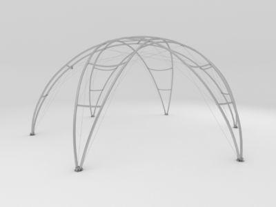 eigenschaften runder pavillons