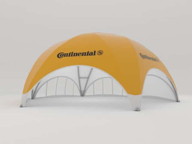 profi dome-pavillon xl 10x12