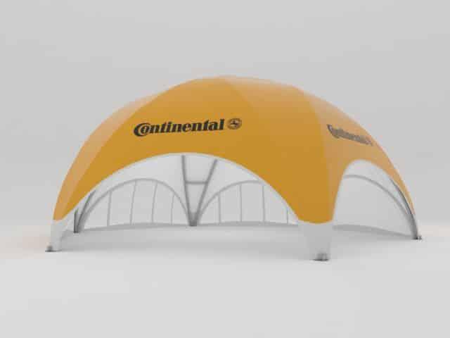 profi Dome-Pavillon 6x6
