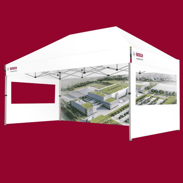 faltpavillon 4x6 Bosch