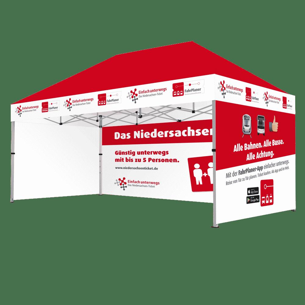Faltpavillon 2x4 Sondermodell für Verkauf