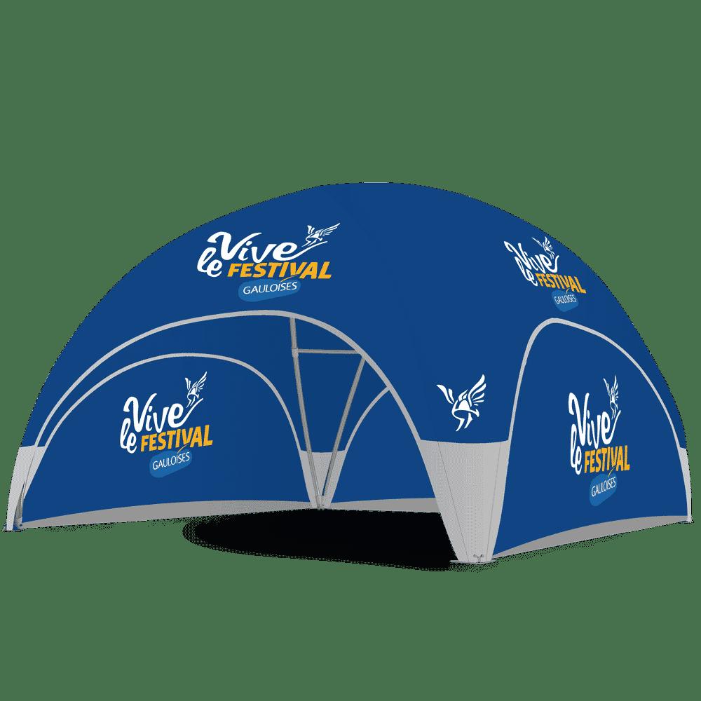 Profi-Dome-Pavillon-6x6 Gauloises