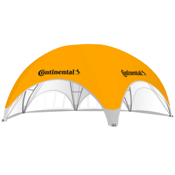 Profi Dome-Pavillon 10x12 Meter