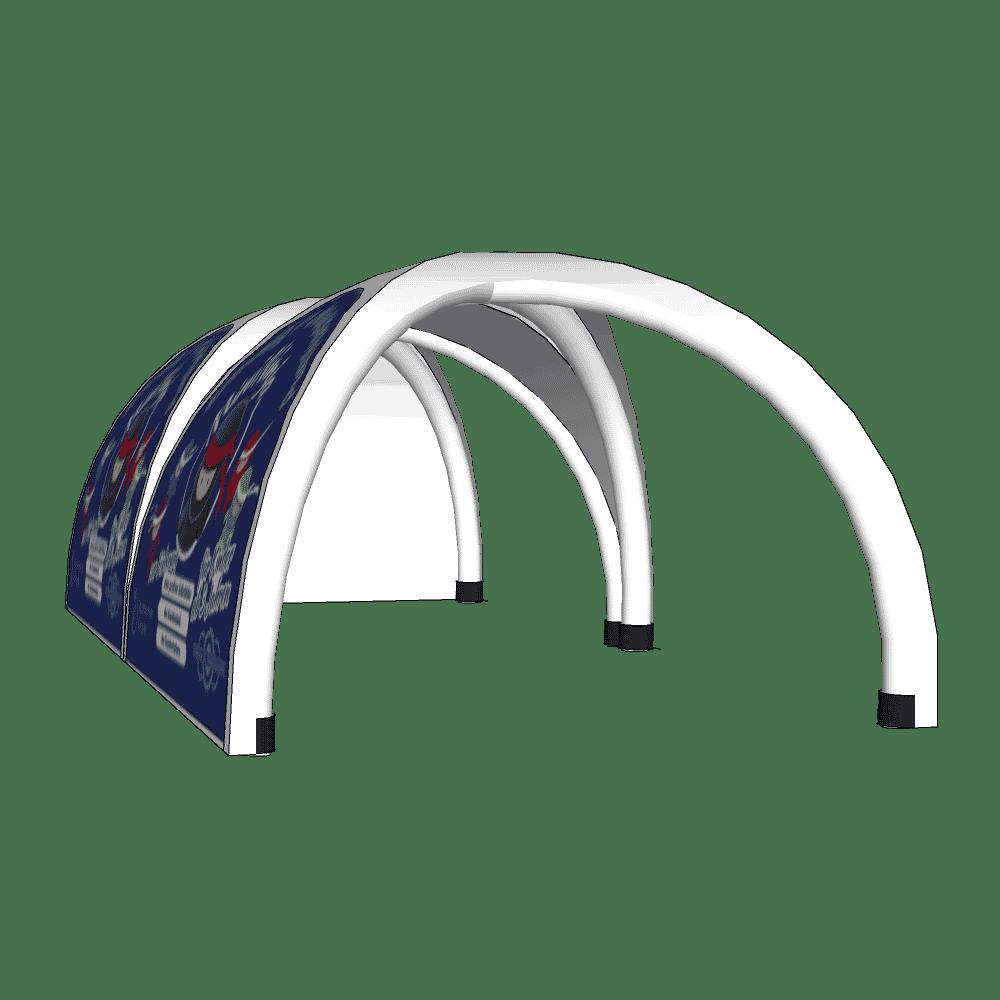 4x4m-air-pavillons-ist-32qm-messestand