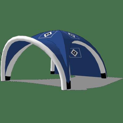 HSV-Fan-Pavillon-6x6-pneumotent
