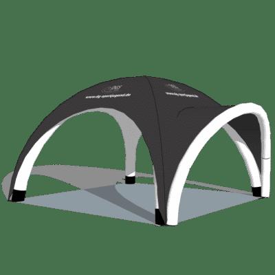 aufblasbarer Pavillon 5x5