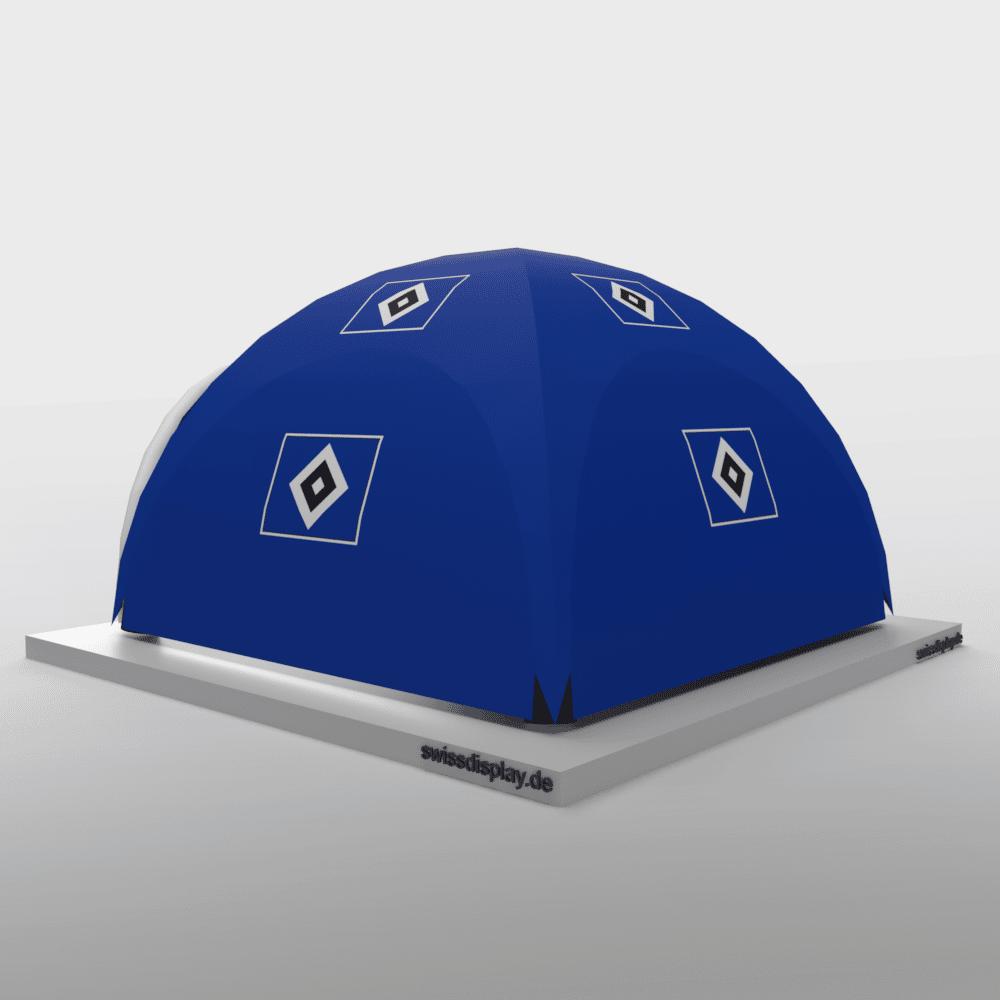 Aufblasbarer Pavillon 3x3 HSV Bild 3
