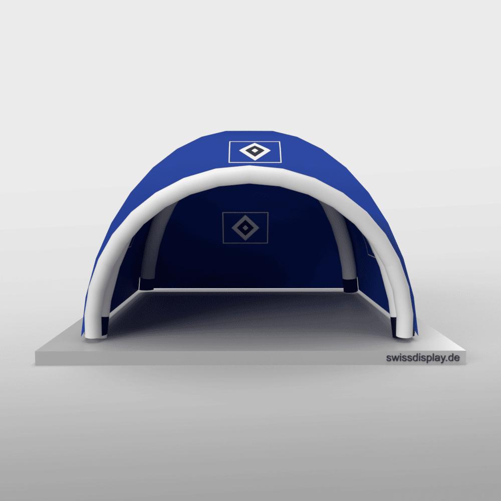 Aufblasbarer Pavillon 3x3 HSV Bild 5