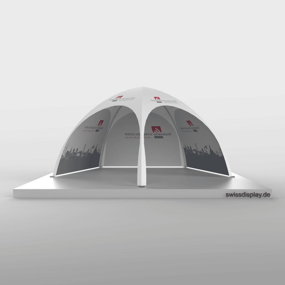 Dome Pavillon Zelt 4x4 Penta Stadt Schkeuditz Bild 2