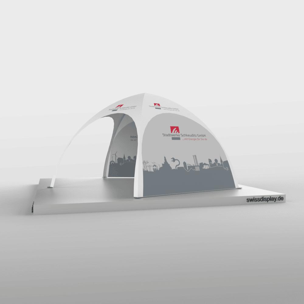 Dome Pavillon Zelt 4x4 Penta Stadt Schkeuditz Bild 1