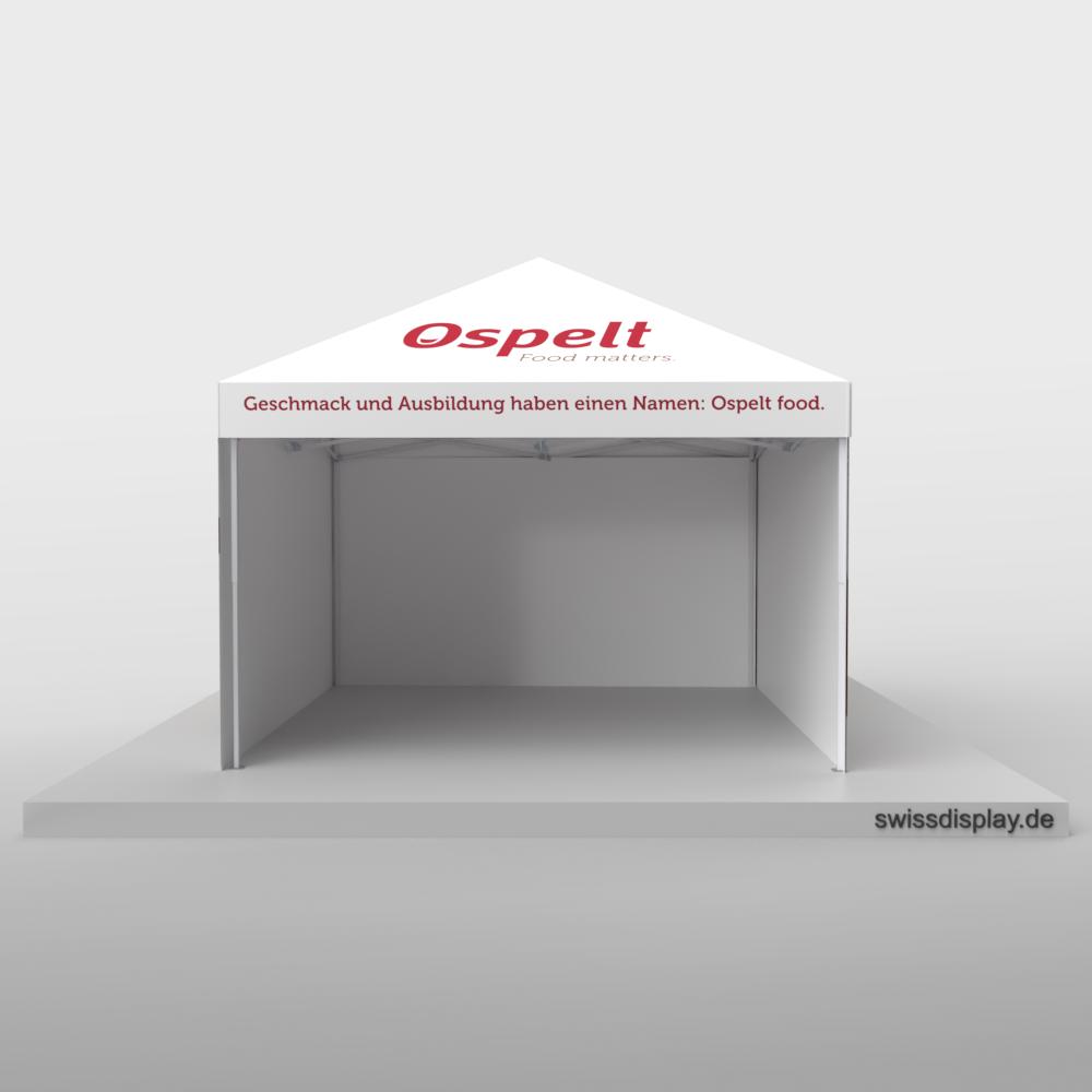 Faltpavillon-4x4-Ospelt-recruiting Bild 2