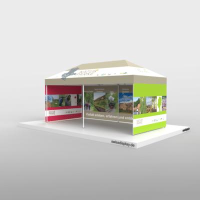 Regionaler Verkauf Faltpavillon 3x6 Landesverwaltung Halle Bild 1